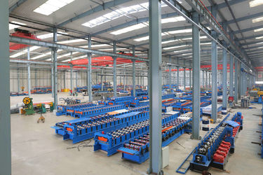 China Cangzhou Best Machinery Co., Ltd Bedrijfsprofiel